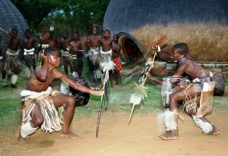 culture et traditions : Afrique du Sud