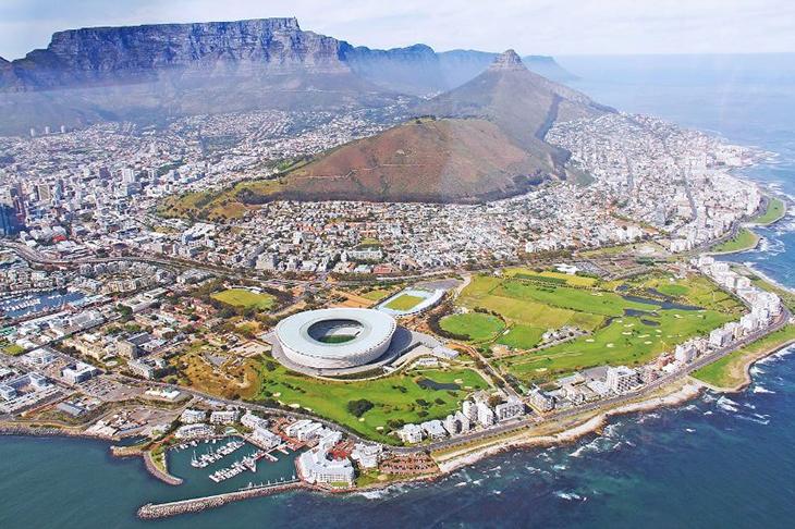 Formalites d'entree en Afrique du Sud : Cape Town