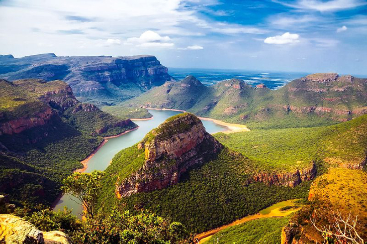 Les lieux incontournables à visiter en Afrique du Sud
