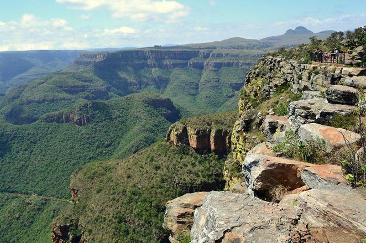 Maladies à risque en Afrique du Sud
