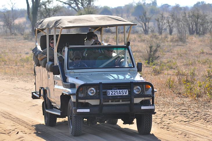 Comment se deplacer en  Afrique du Sud